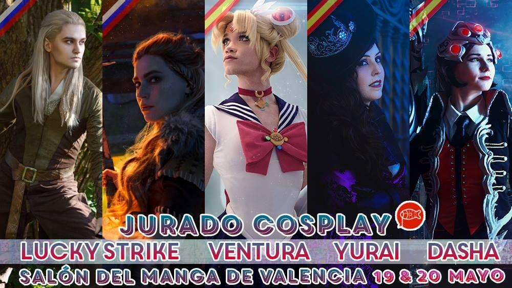 Jurado cosplay
