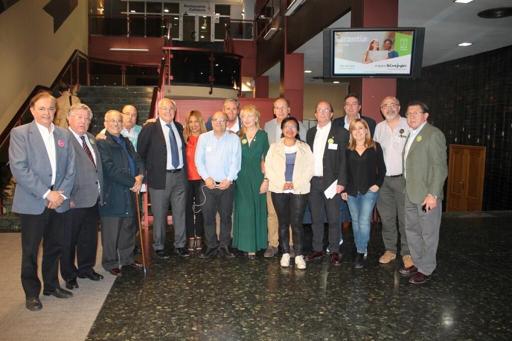 La candidatura de Mercedes Hurtado gana las elecciones del ICOMV