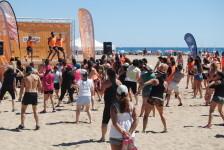 Música y actividades dirigidas en el Taronja Festival PLAYA (1)