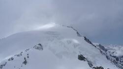 Montaña nevada Alpes