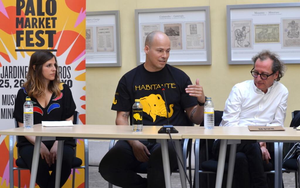 Palo Market Fest Valencia anuncia sus novedades en rueda de prensa (3)