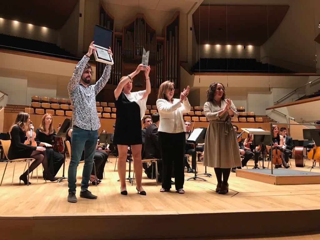 Primer premio y mención de honor Unión Musical de Higueruelas