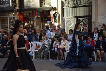 Procesión general por las calles del centro de Valencia en honor a la Virgen de los Desamparados (108)