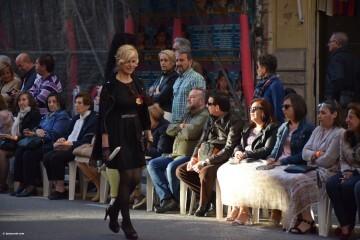 Procesión general por las calles del centro de Valencia en honor a la Virgen de los Desamparados (110)