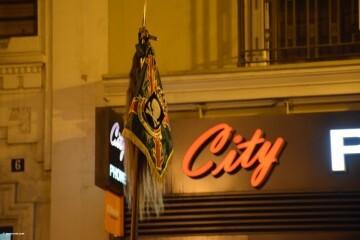 Procesión general por las calles del centro de Valencia en honor a la Virgen de los Desamparados (211)