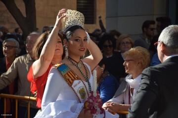 Procesión general por las calles del centro de Valencia en honor a la Virgen de los Desamparados (29)