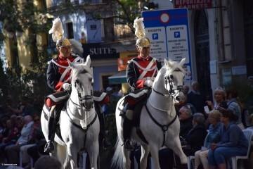 Procesión general por las calles del centro de Valencia en honor a la Virgen de los Desamparados (39)