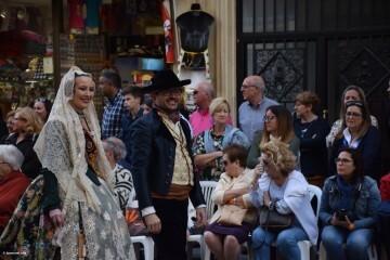 Procesión general por las calles del centro de Valencia en honor a la Virgen de los Desamparados (59)