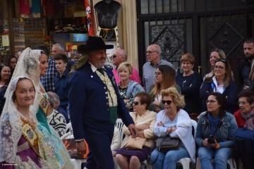 Procesión general por las calles del centro de Valencia en honor a la Virgen de los Desamparados (68)