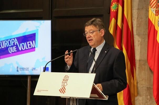 Puig aboga por un 'gran impulso reformista' para construir una Europa más inclusiva y cohesionada.
