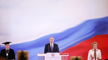 Putin Ceremonia de Investidura