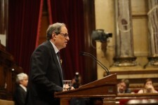 Quim Torra Intervencion 2