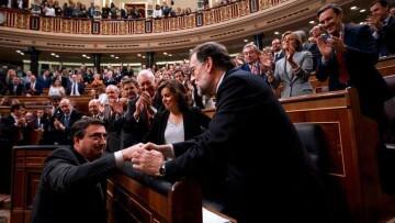 Rajoy Parlamento