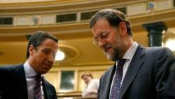 Rajoy sobre Zaplana