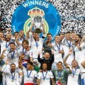 Real Madrid gana la Champiuons