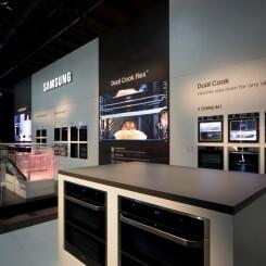 Samsung transforma la cocina doméstica con el revolucionario horno Dual Cook FlexTM