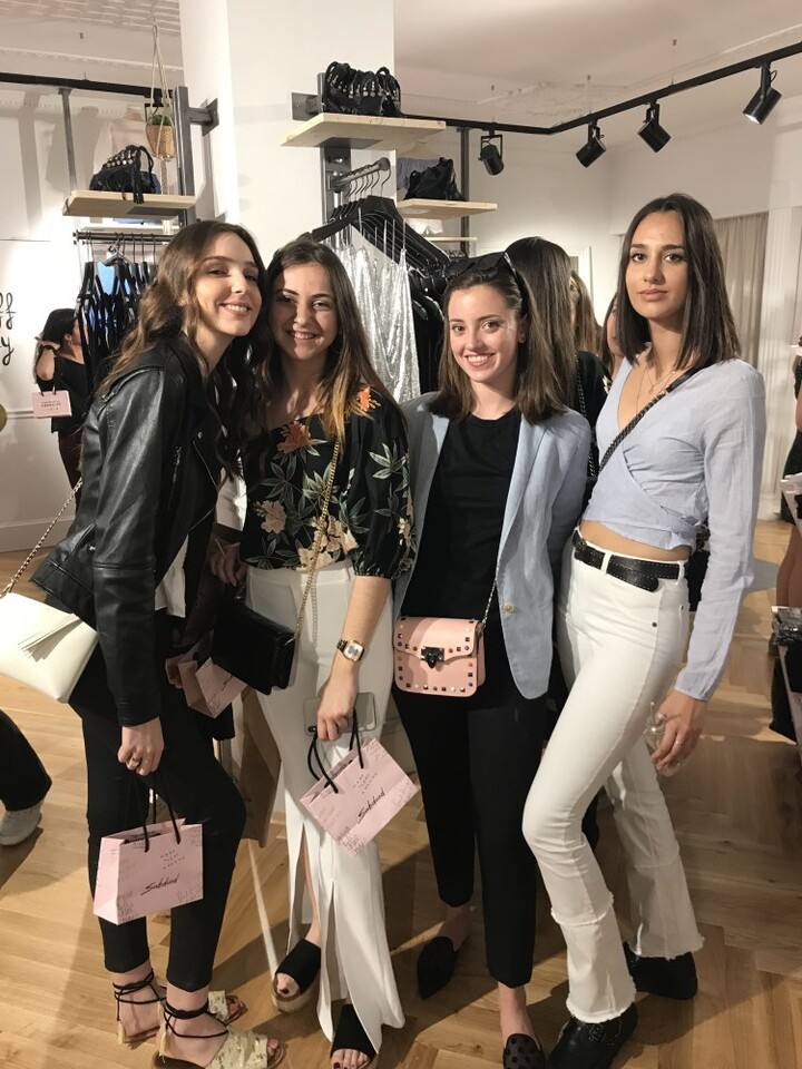 Se inauguró en Valencia, la tienda italiana de moda femenina SubduedFotos Pola Todolo (3)