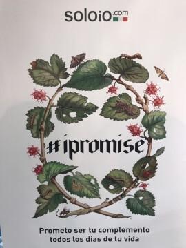 Soloio, presentó su nueva colección llamada #ipromise en Valencia (3)