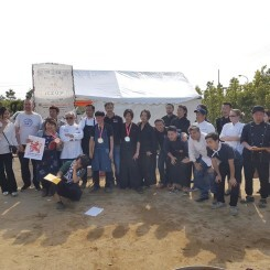 Un lustro de paellas en Japón con el Concurs de Sueca