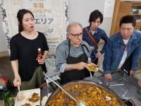Un lustro de paellas en Japón con el Concurs de Sueca concursants_japo (4)