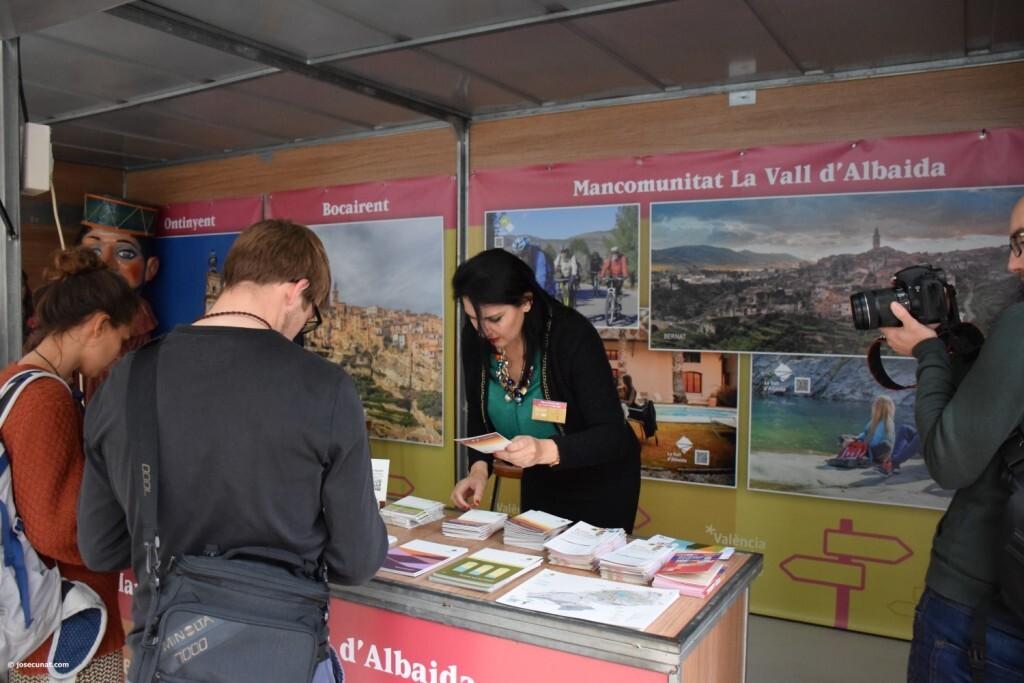 València Turisme celebra la Fira de les Comarques del 4 al 6 de mayo en la plaza de Toros de València con la mejor oferta turística y gastronómica (104)