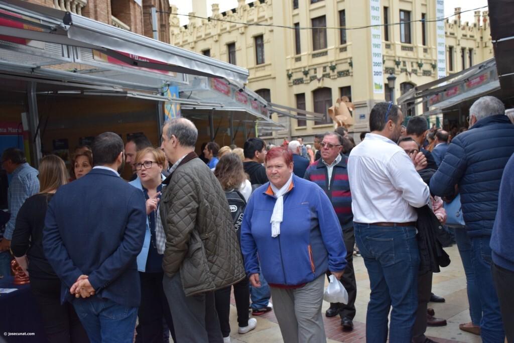 València Turisme celebra la Fira de les Comarques del 4 al 6 de mayo en la plaza de Toros de València con la mejor oferta turística y gastronómica (136)