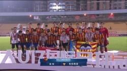 Valencia Cf Juvenil B Subcampeón en China (2)