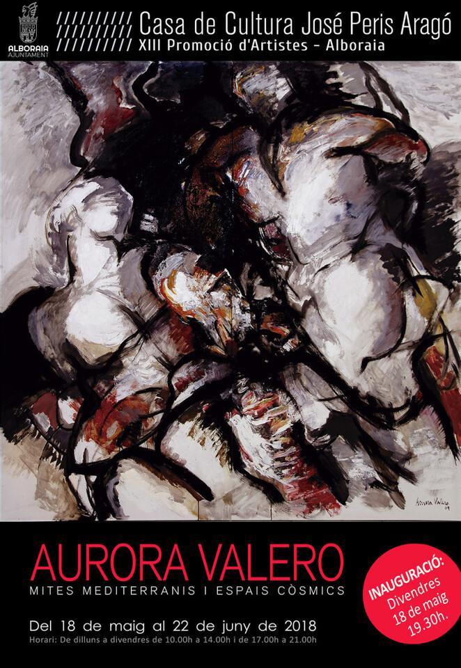 cartell expo A.Valero