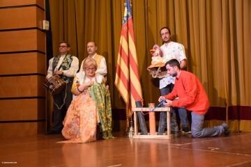 exaltación de las falleras mayores de la Agrupación La Seu-Xerea-El Mercat (31)