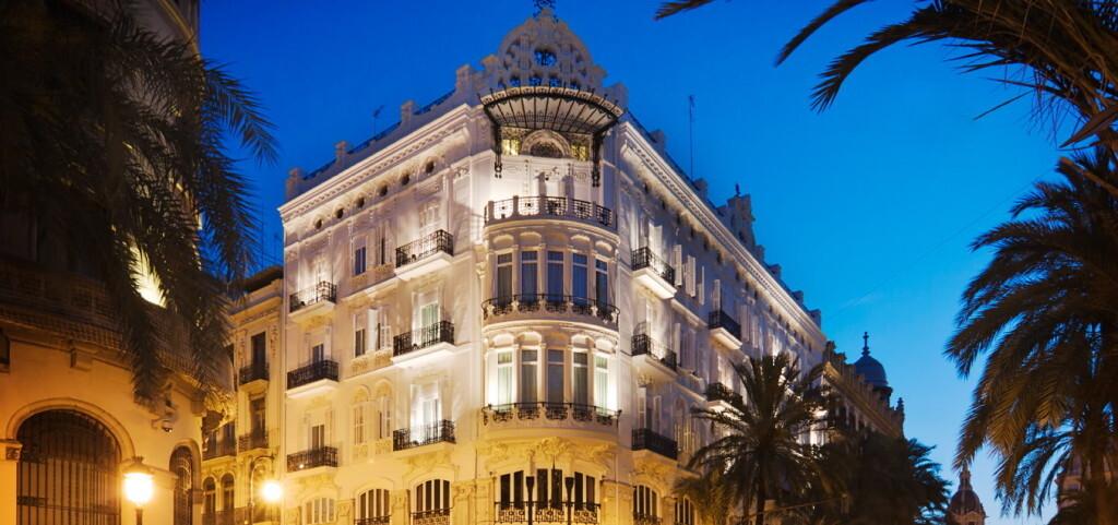 hotel One Shot Palacio Reina Victoria