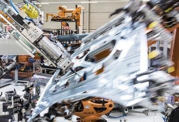robot coches fabricación de un vehículo de SEAT (2)