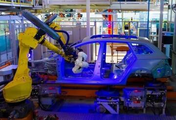 robot coches fabricación de un vehículo de SEAT (4)