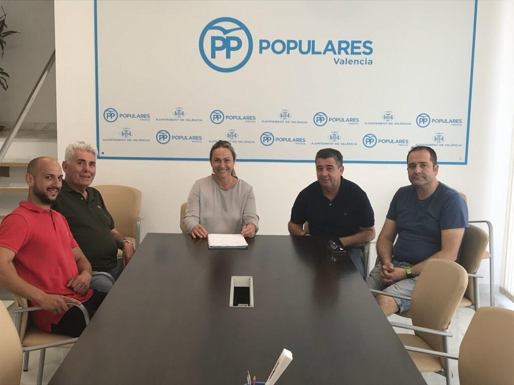 062618 GPP LBernal reunion sindicatos contrata jardines