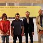 Cultura presenta l'exposició 'Art contemporani de la Generalitat Valenciana. Primers moments' amb les obres adquirides d'artistes valencians