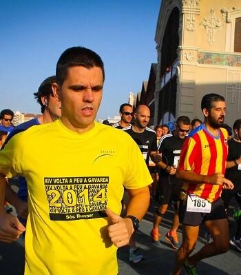 8k y Milla Solidaria Valencia Nazaret NSD+