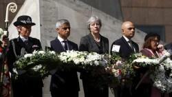 Atentado en Londres Homenaje Victimas Echevarria