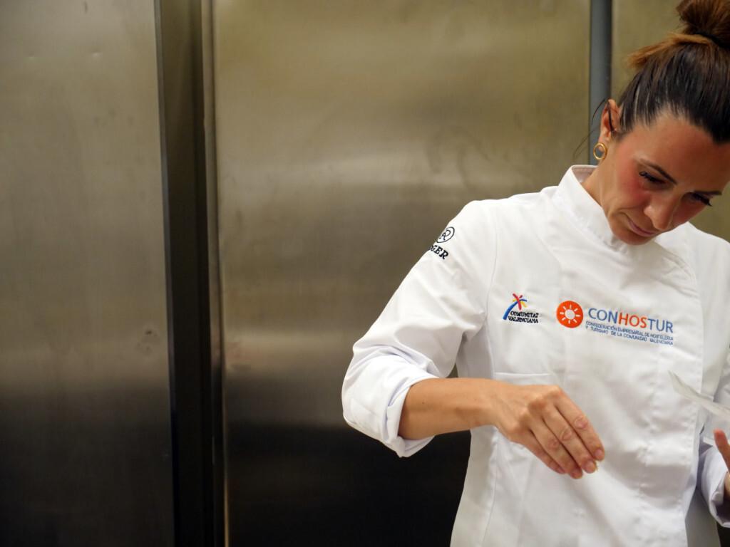 Begoña Rodrigo La cocina valenciana SE PROMOCIONA EN MILÁN (1)