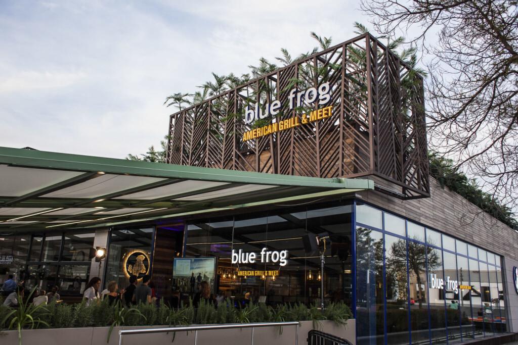 Blue Frog llega a Valencia