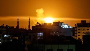 Bombarde de Israel a Gaza