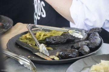 Cerezas y jazz en el Esmorzar Del Tros al Plat para reivindicar el territorio valenciano_34