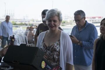 Cerezas y jazz en el Esmorzar Del Tros al Plat para reivindicar el territorio valenciano_36