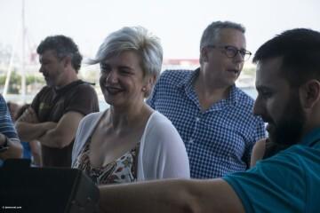 Cerezas y jazz en el Esmorzar Del Tros al Plat para reivindicar el territorio valenciano_37