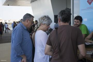 Cerezas y jazz en el Esmorzar Del Tros al Plat para reivindicar el territorio valenciano_38