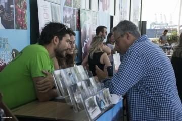 Cerezas y jazz en el Esmorzar Del Tros al Plat para reivindicar el territorio valenciano_39