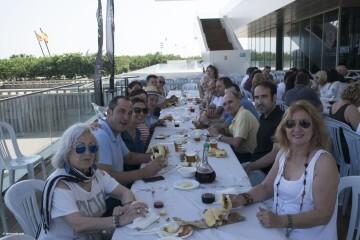 Cerezas y jazz en el Esmorzar Del Tros al Plat para reivindicar el territorio valenciano_43