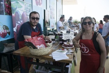 Cerezas y jazz en el Esmorzar Del Tros al Plat para reivindicar el territorio valenciano_5