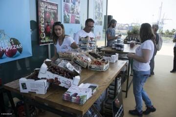 Cerezas y jazz en el Esmorzar Del Tros al Plat para reivindicar el territorio valenciano_6