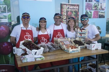 Cerezas y jazz en el Esmorzar Del Tros al Plat para reivindicar el territorio valenciano_8