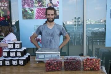 Cerezas y jazz en el Esmorzar Del Tros al Plat para reivindicar el territorio valenciano_9