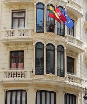 Consulado de Lituania.